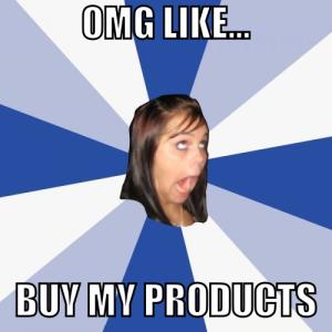 Annoying FB Girl